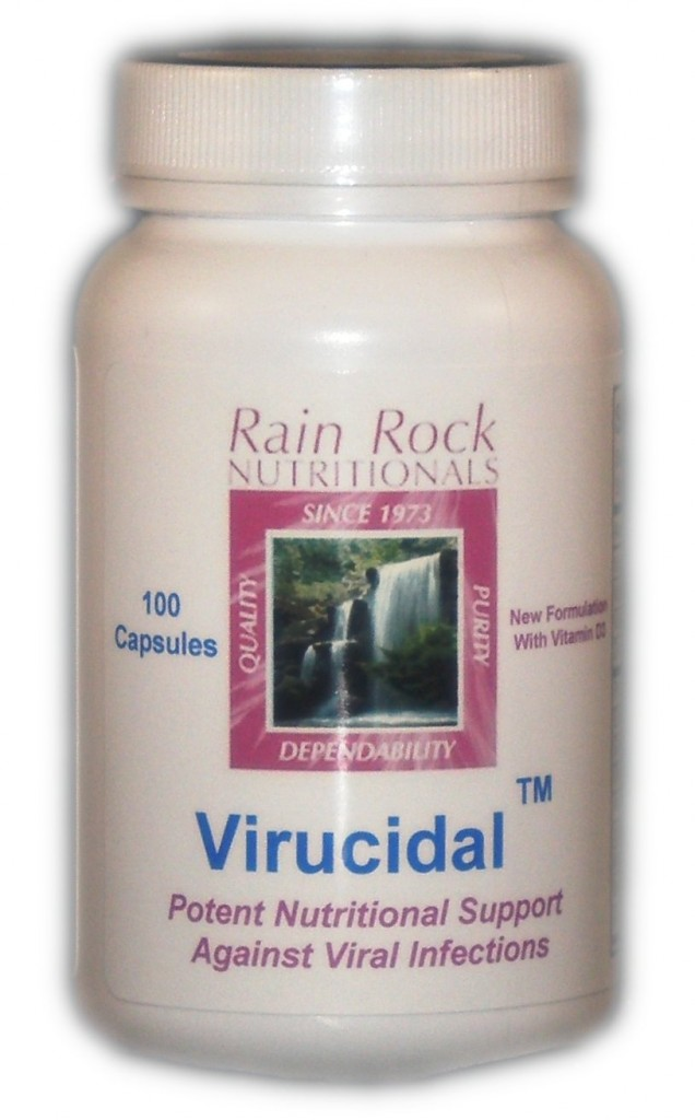 Virucidal- NEW FORMULATION!